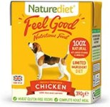Naturediet Feel Good Chicken Complete Wet Food