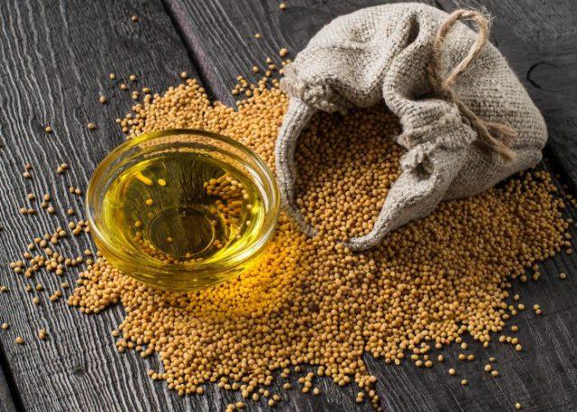 Natural Dog Repellent #5: Mustard Oils