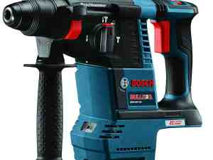 Bosch GBH18V-26 18 V EC Brushless 1 In. SDS-plus Bulldog Rotary Hammer (Bare Tool)