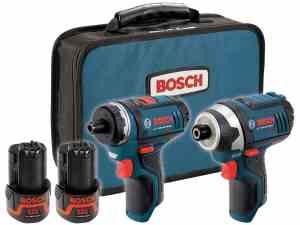 Bosch CLPK27-120 - 12 V Max 2-Tool Litheon™ Cordless Combo Kit
