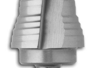 Bosch SDH3 - 1/4 In. to 3/4 In. High Speed Steel Step Drill Bit