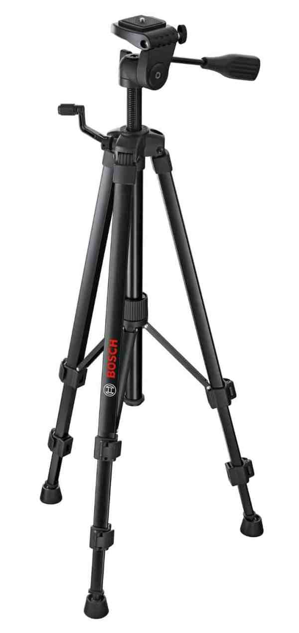 BT150 Lightweight Compact Tripod with Adjustable Legs