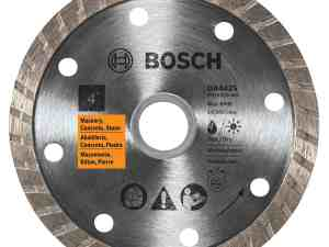 Bosch DB442S 4-Inch Turbo Rim Diamond Blade