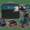 Bosch DDH181X-01 18V Cordless Lithium-Ion 1/2 in. Brute Tough Drill Driver