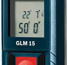 GLM15 50 Ft. Laser Measure