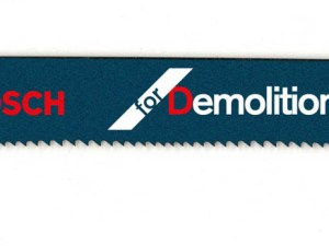 Bosch RD6V - 6 In. 10/14 Variable TPI Demolition Reciprocating Saw Blades - 5 Pack