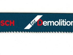 Bosch RD9V - 9 In. 10/14 Variable TPI Demolition Reciprocating Saw Blades - 5 Pack