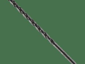 TC600 3/16 In. x 5-1/2 In. Flat Shank Hex Masonry Drill Bit