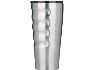 GRIZZLY GRIP CUP 20 OZ STAINLESS