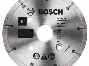BOSCH DD510SB10 5 IN. STANDARD SANDWICH TUCKPOINTING BLADE 10 PK.
