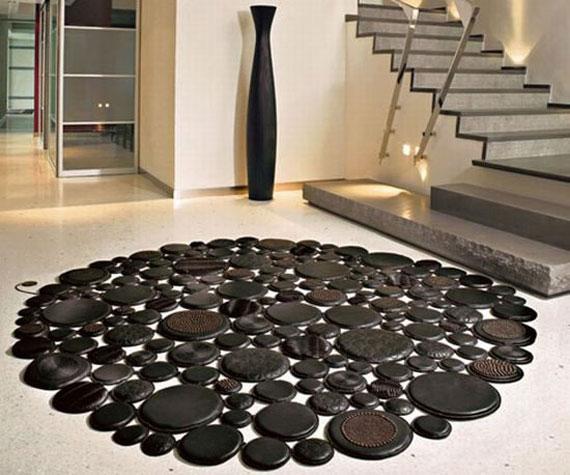20 Unique Carpet Designs For Living Room