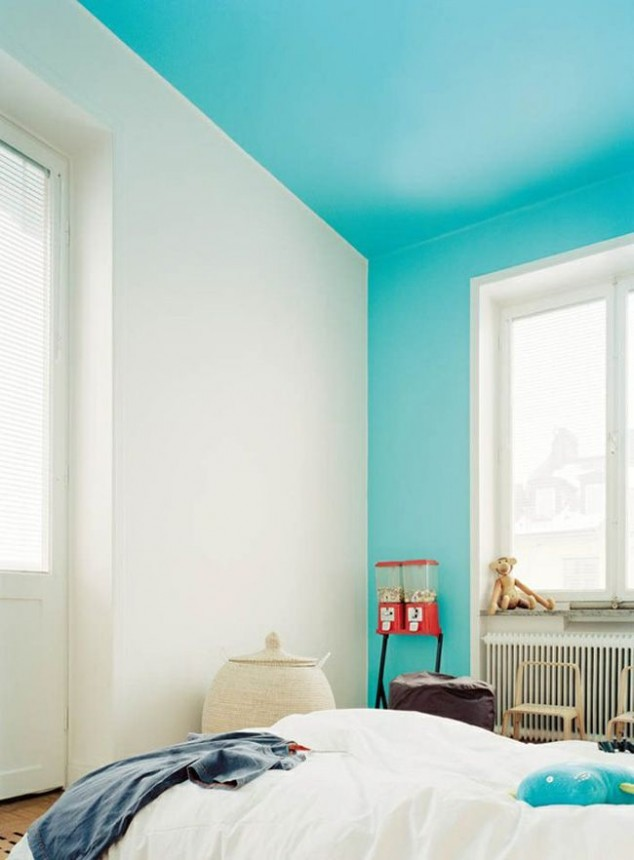 When decorating rooms, every room should connect to those around it in some way. 20 Incredible Paint Wall Decoration Ideas