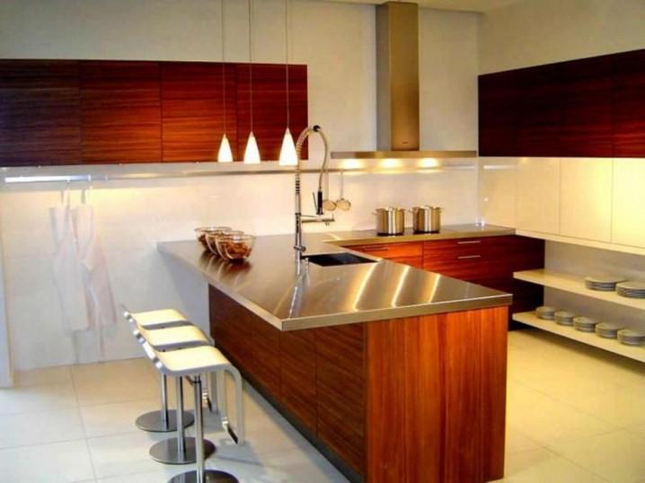 Stainless Steel Kitchen Countertop Designs