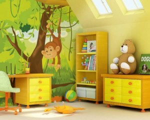 cool backgrounds wallpapers wall funny children living childrens bedrooms