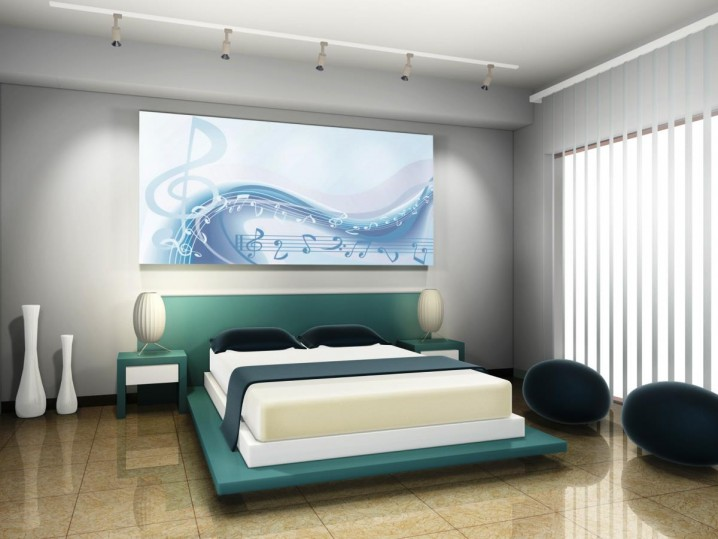 10 Modern Small Bedroom Designs