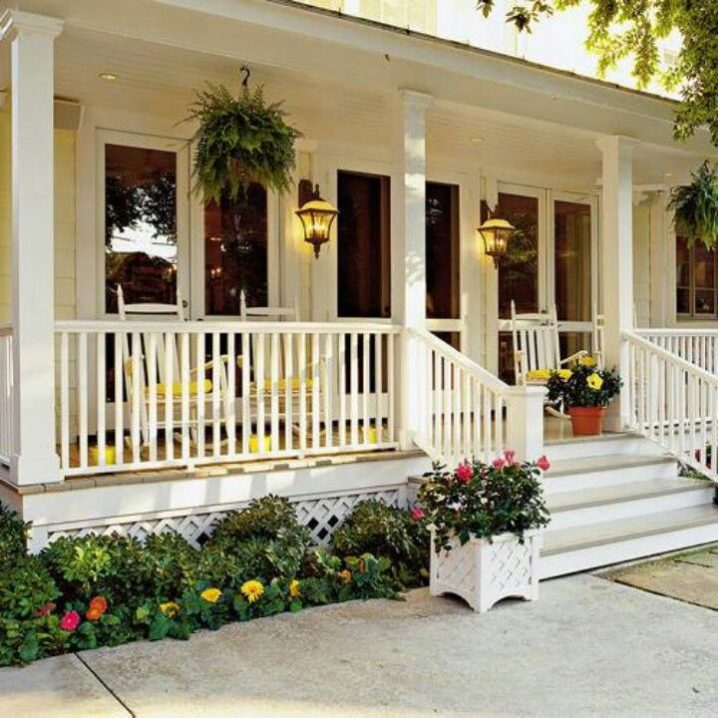 Wonderful Covered Front Porch Designs You Should See Today