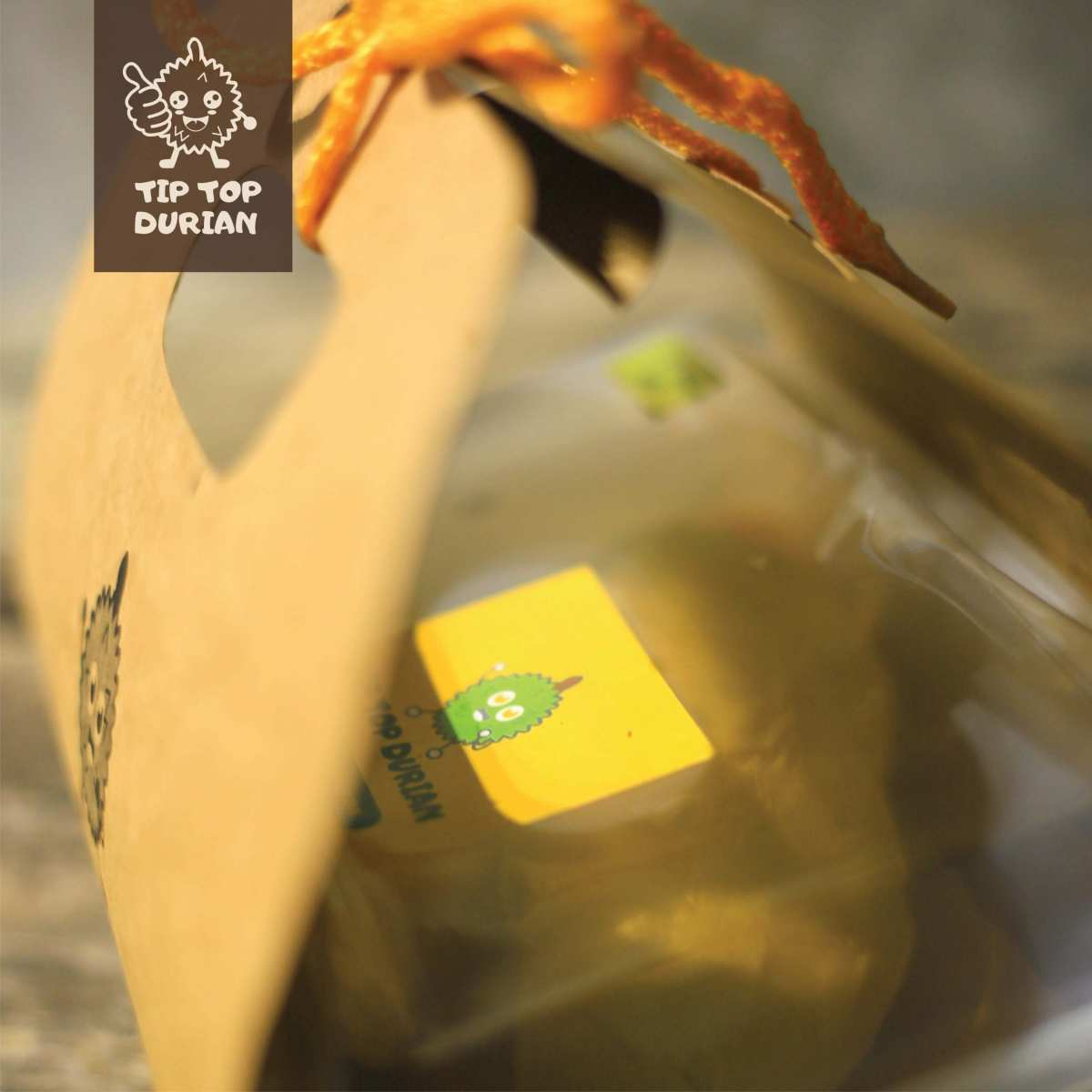 Musang King Premium in Hand Carry Bag | Tip Top Durian Delivery | Malaysia Top Fresh Durian Online Delivery