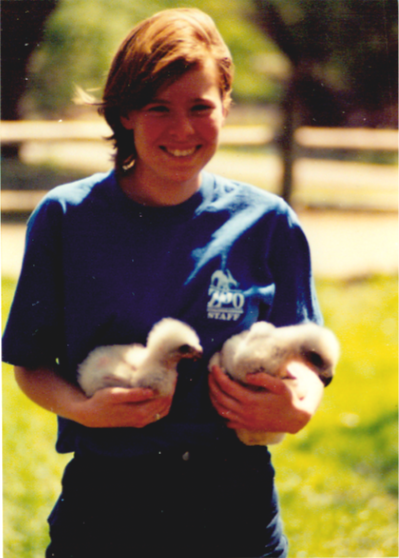 Topeka Zoo was the first zoo to hatch Golden Eagles in human care.
