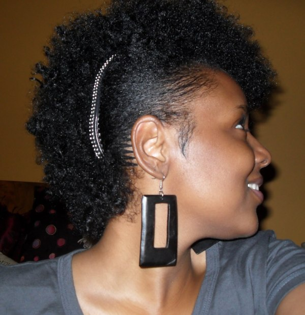 Topesangoyomi Natural Hair Rocks Cla 404