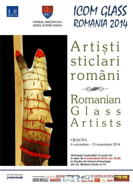 afis-Artisti-sticlari-romani