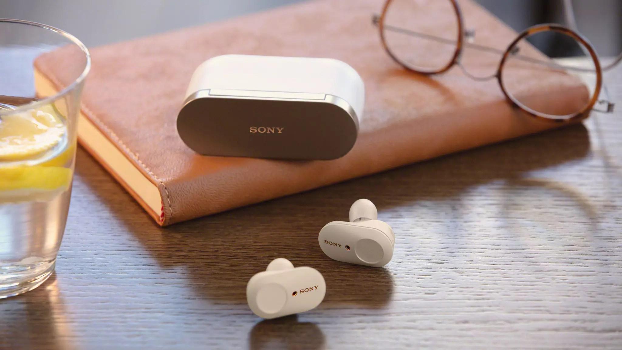 Sony WF-1000XM3: diseño y características y precio - Alternativa AirPods