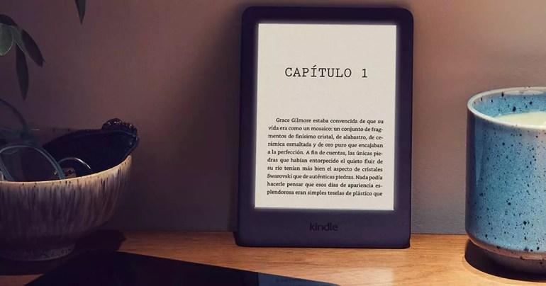 Los mejores libros electrónicos con pantalla de tinta de seis pulgadas