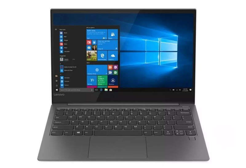 Computer portatile Lenovo Yoga S730 nero