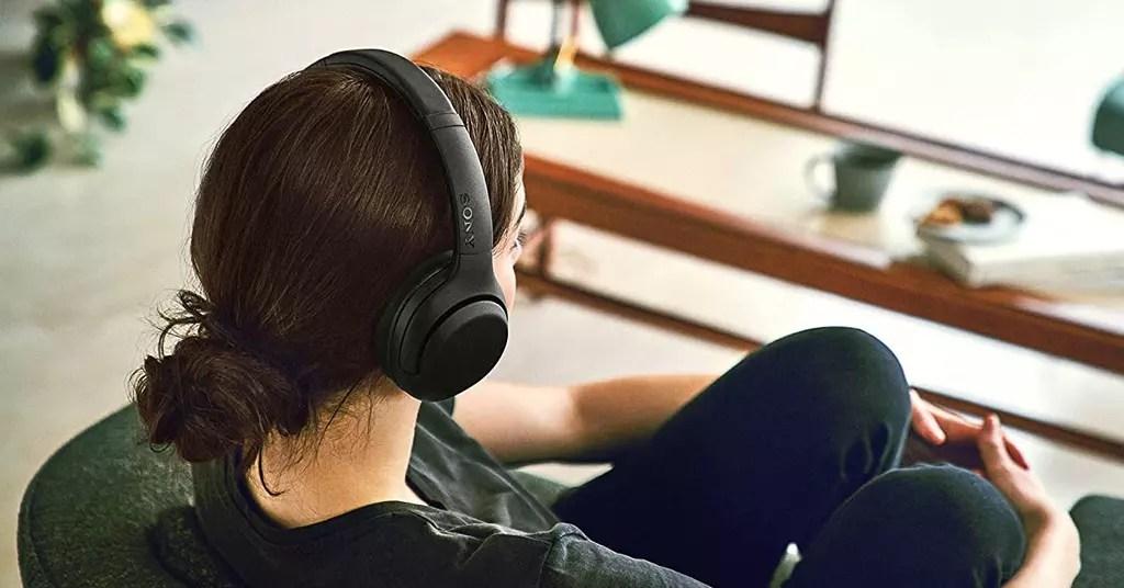 Uso de los auriculares Sony WH-XB900N