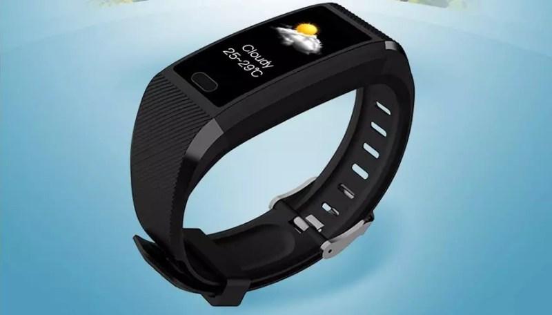Smartband F-Fish Fitness Tracker