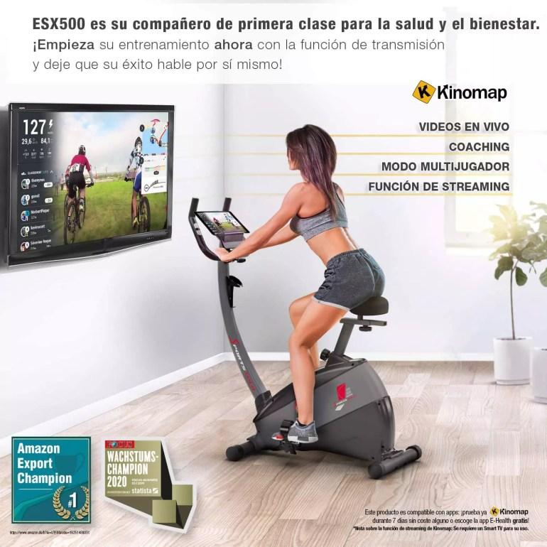 Sportstech ESX500 exercise bike