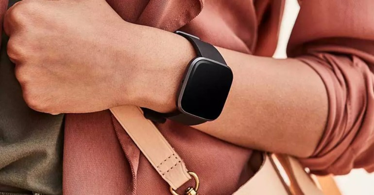 Uso smartwatch Fitbit Versa 2