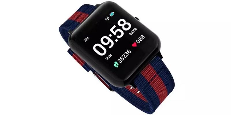 Schermo dello smartwatch Lenovo S2