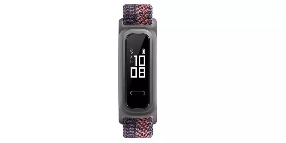 Pantalla de la smartband Huawei Band 4e