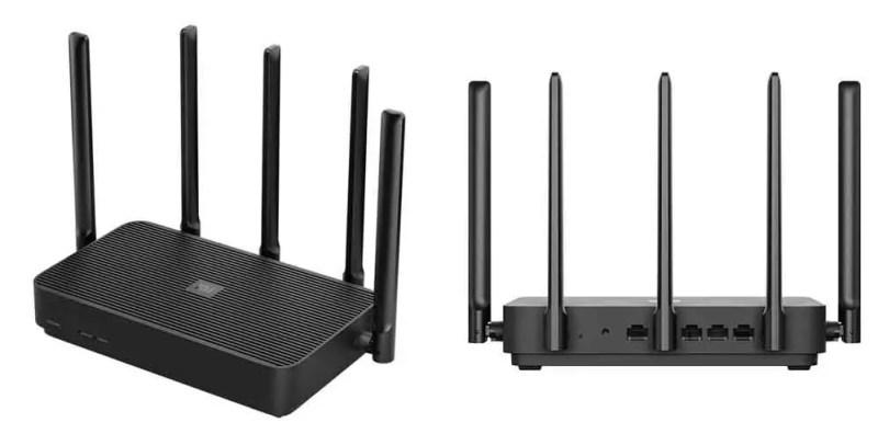 Router Xiaomi Mi Router 4 Pro nero