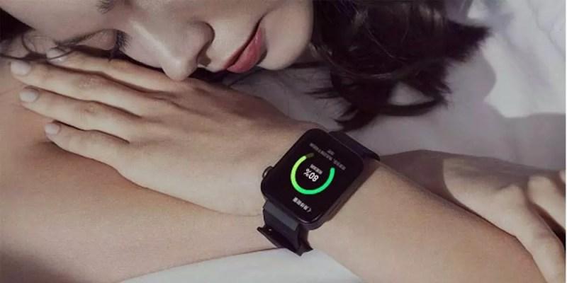 Utilizzo dello smartwatch Xiaomi Mi Watch