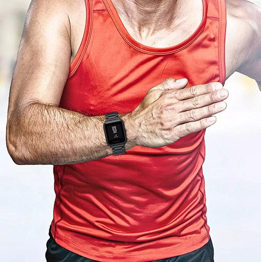 Saisiyiky smartwatch strap