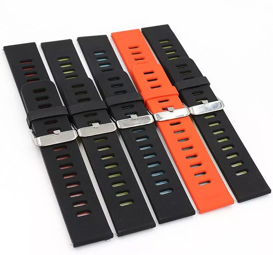 Silicone Strap for Amzfit Bip EL-Move