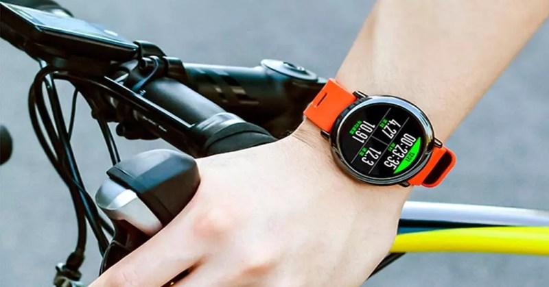 Smartwatch Amazfit ritmo sport