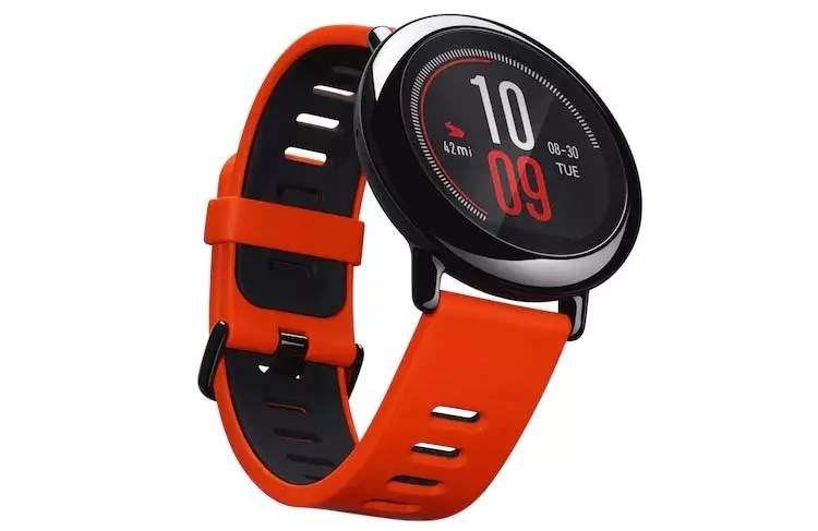Smartwatch laterale Amazfit Pace