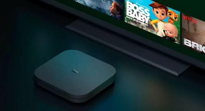 Xiaomi Mi TV Box 4C in TV