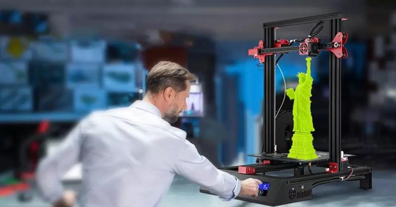 Stampante 3D Alfawise U20 ONE