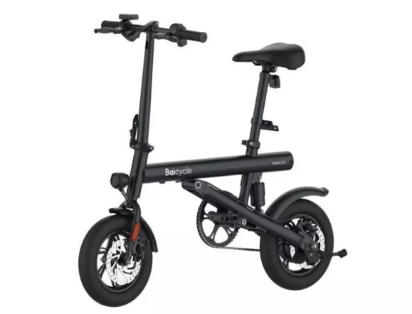 bici elettrica baicycle smart 2.0