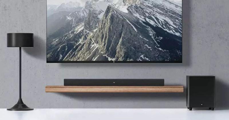 soundbar Xiaomi Mi Altoparlante TV