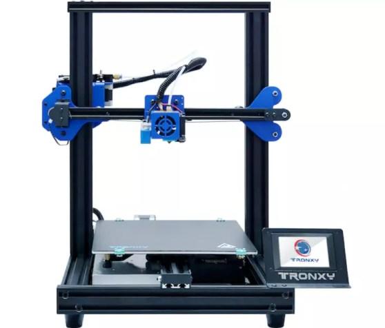 stampante 3D tronxy front-end