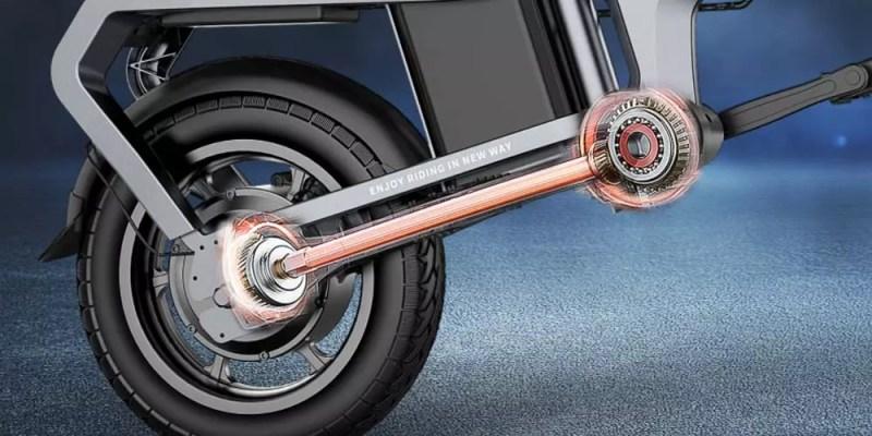 Rotore per bici elettrica ENGWE X5S