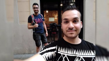 bq Aquaris X5 Plus selfie 1