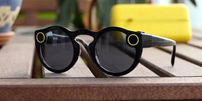 Spectacles by Snapchat