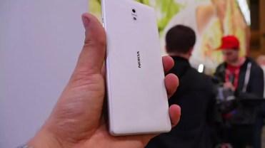 Imagen trasera del Nokia 3