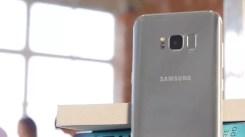 Imagen posterior del Samsung Galaxy S8