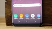 Botones en pantalla del Samsung Galaxy S8+